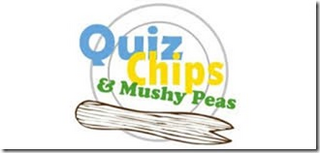 Quiz and chips logo